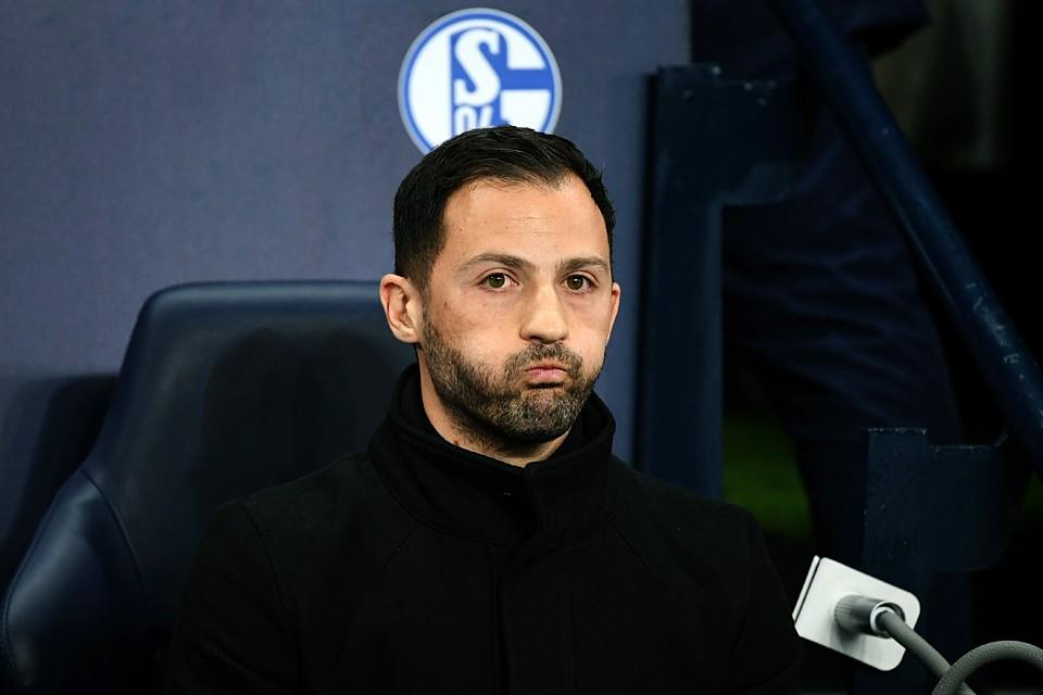 Сейчас спартаковскую надежду зовут Доменико Тедеско. Бывший тренер немецкого «Шальке»