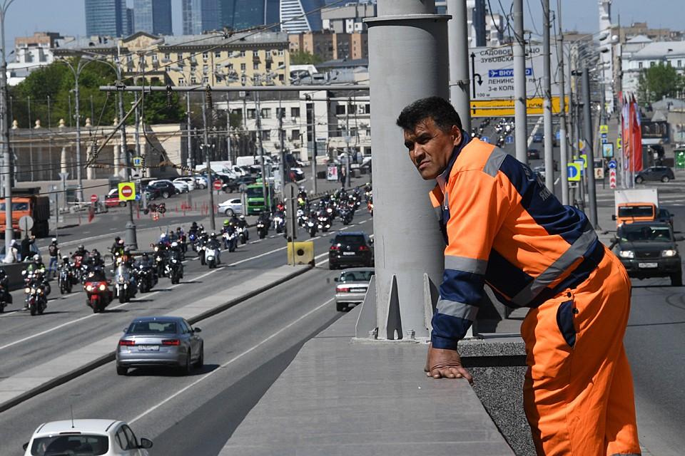Подавляющее число мигрантов – жители стран СНГ