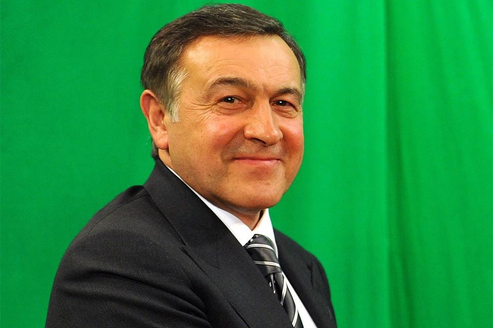 Бизнесмен Арас Агаларов.