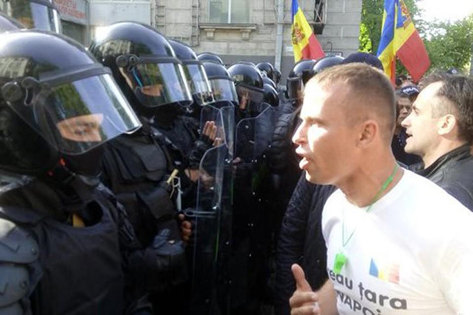 В дестабилизации в Молдове, по мнению американских СМИ, виноваты российские спецслужбы.