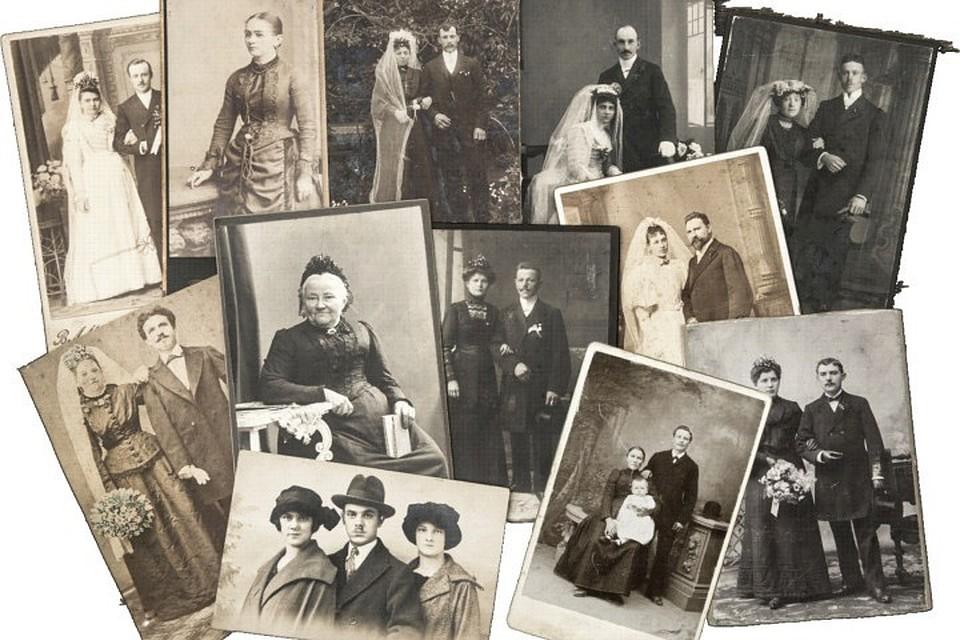 предлагает ищем родных по старым фотографиям открытка