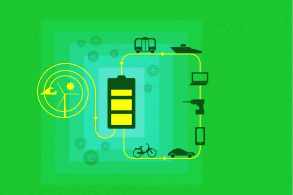 Литий-ионные аккумуляторные батареи и батарейки - они везде.