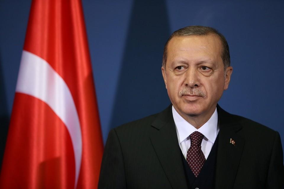 «Источник мира»: Эрдоган объявил о начале операции турецких войск в Сирии
