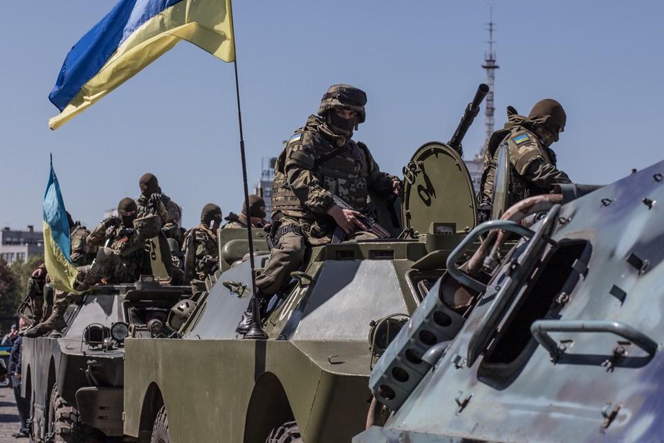 Украина сорвала разведение сил в Донбассе