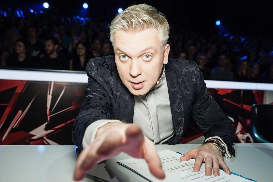 Сергей Светлаков - человек-праздник на сцене и закрытый от любопытных глаз обывателей. Фото: instagram.com/ssvetlakov
