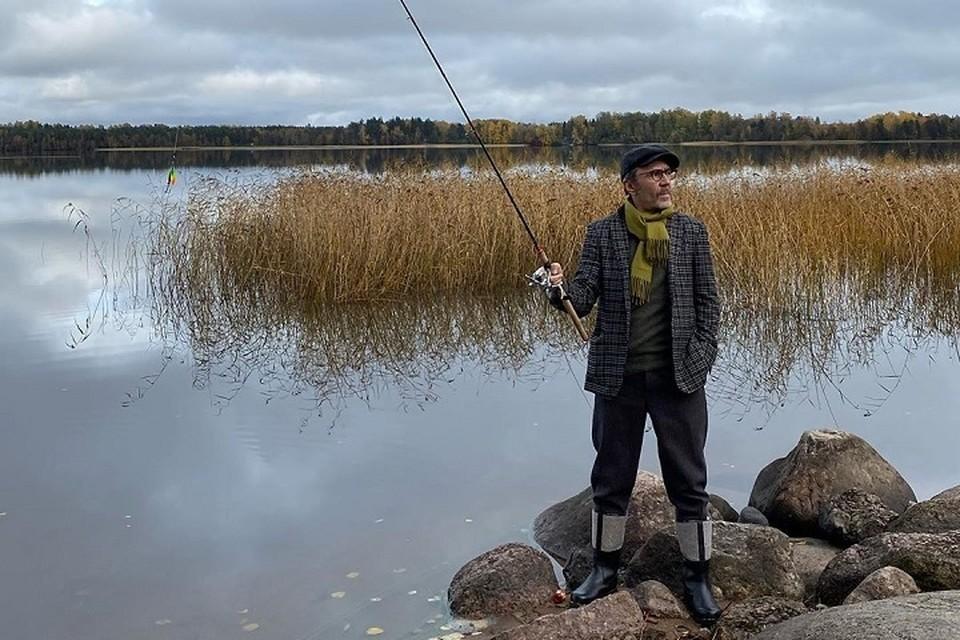 Шнуров написал стихотворение об отдыхе Путина в тайге