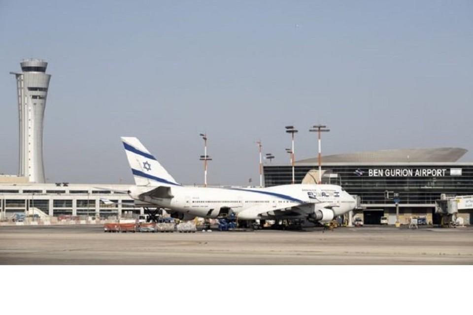 Миграционные службы не пропустили 18 белорусов на территорию Израиля. Фото: BBC.