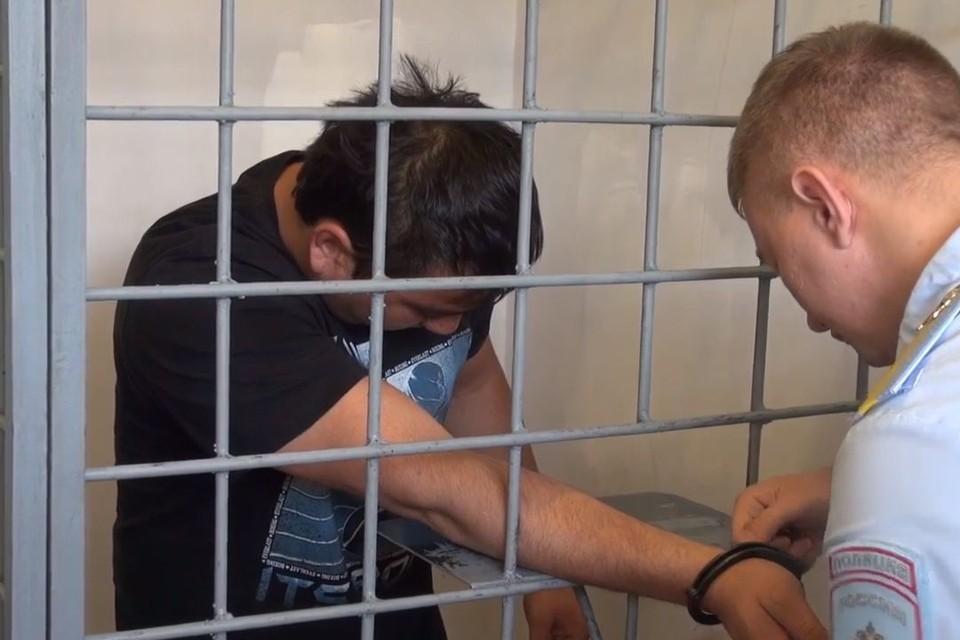 Полиция задержала двух виновников беспорядков на Малыгина. Фото: МВД.