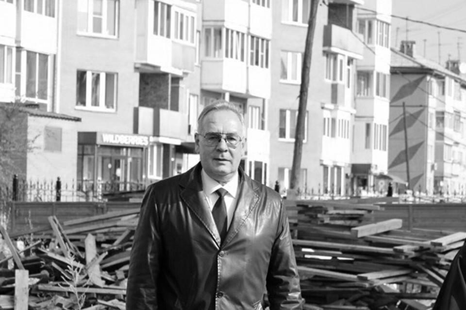 14 октября 2019 года погиб мэр Абакана Николай Булакин