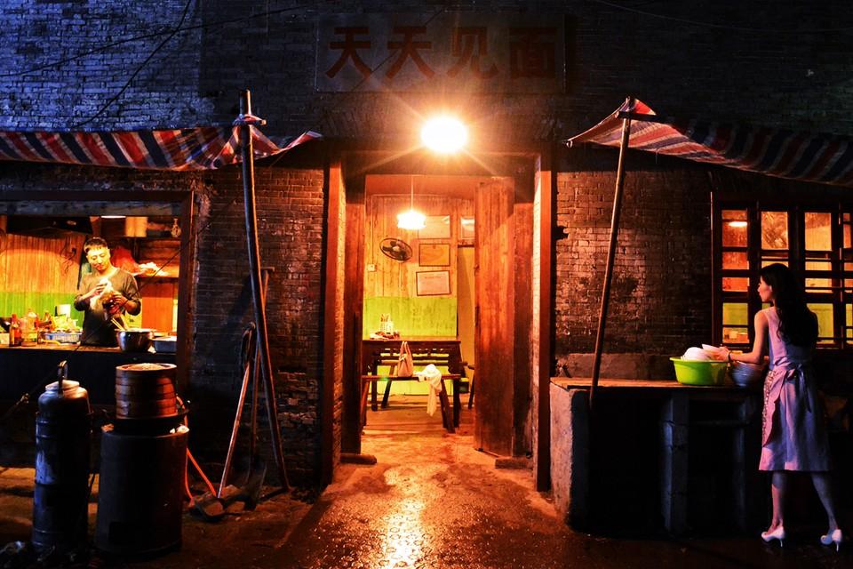 Кадр из фильма «Кирпич» (Brick) Динь Вендзяня.