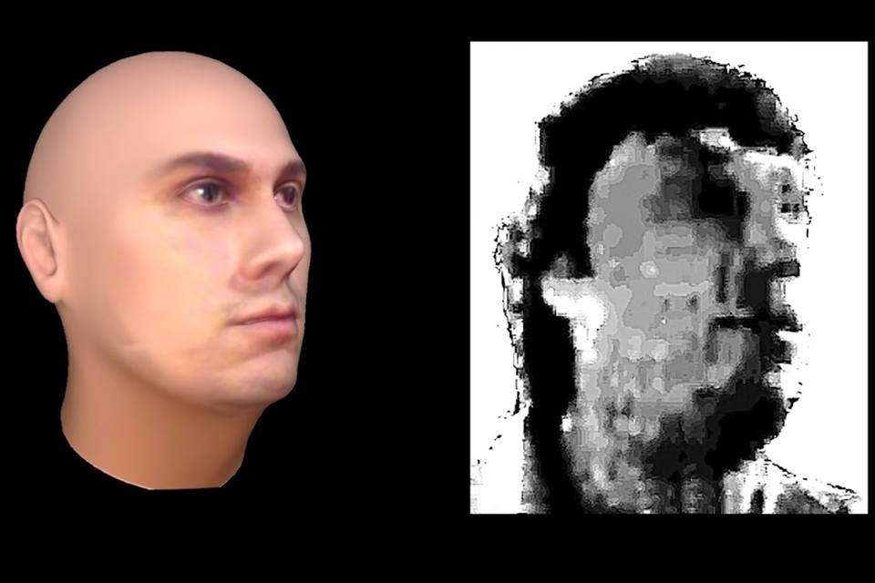 С помощью 3D-моделей лица в Москве был пойман насильник, нападавший на своих жертв в подъездах. Фото: СК РФ