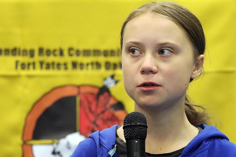 В Германии обвинили Россию в финансировании движения Греты Тунберг