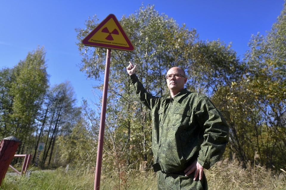 Репортер «КП» лично убедился: радиация здесь на каждом шагу.