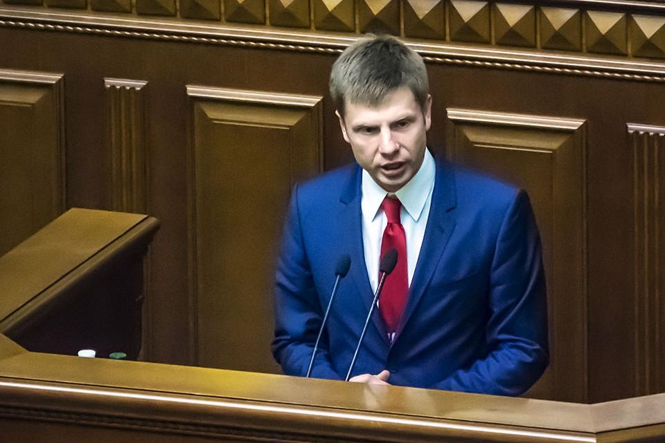 Алексей Гончаренко (тот самый, что получал удовольствие от лицезрения обгоревших трупов в Доме профсоюзов Одессы)