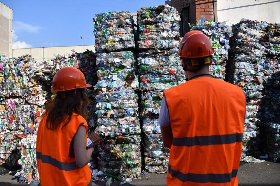 12 комплексных мусороперерабатывающих заводов появятся в Подмосковье