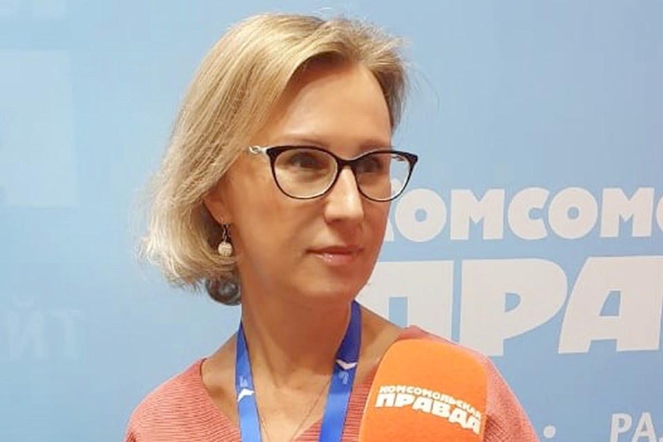 В открытой студии Радио «Комсомольская правда» директор по стратегическим коммуникациям «Меркатор Холдинг» Мария Панова.