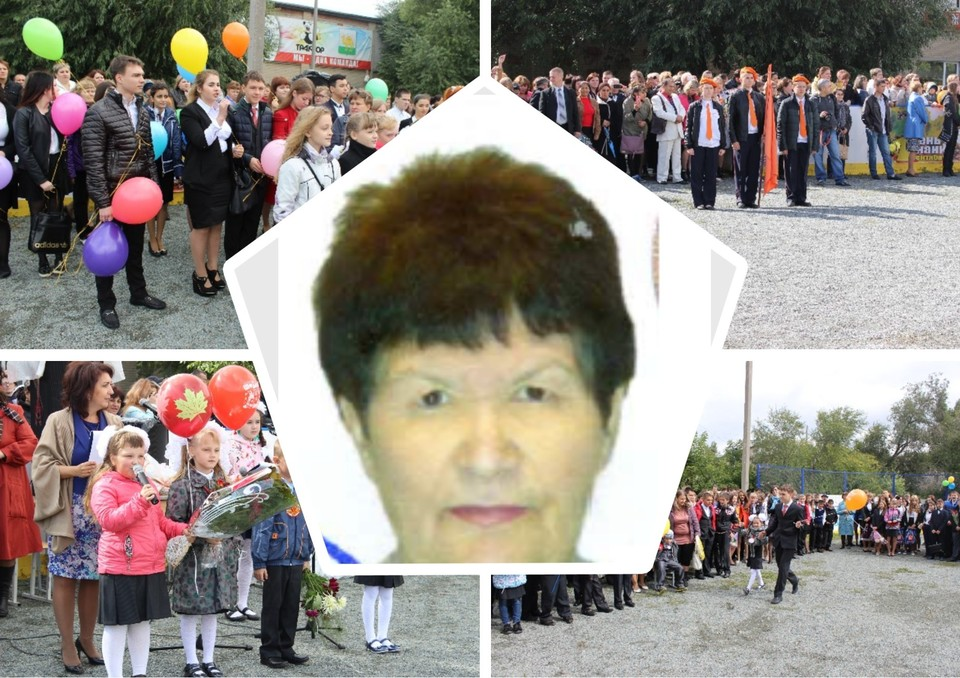Директор школы № 39 рассказала об умершей учительнице начальник классов. Фотоколлаж.