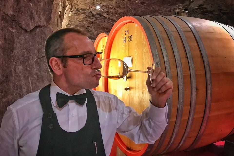 Новый закон поможет создать элиту российских вин