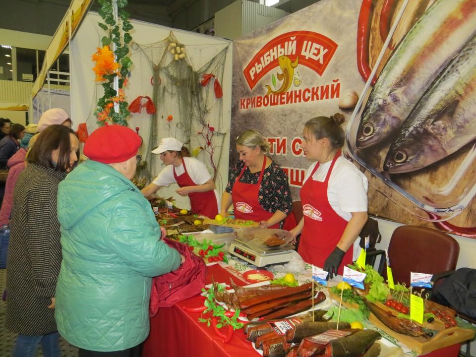 Такую рыбку, какую умеют делать в селе Кривошеино, каждый отведать рад!