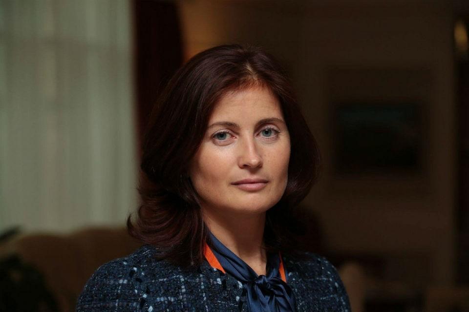 Оксана Демченко - официально новый первый заместитель губернатора Мурманской области. Фото: gov-murman.ru