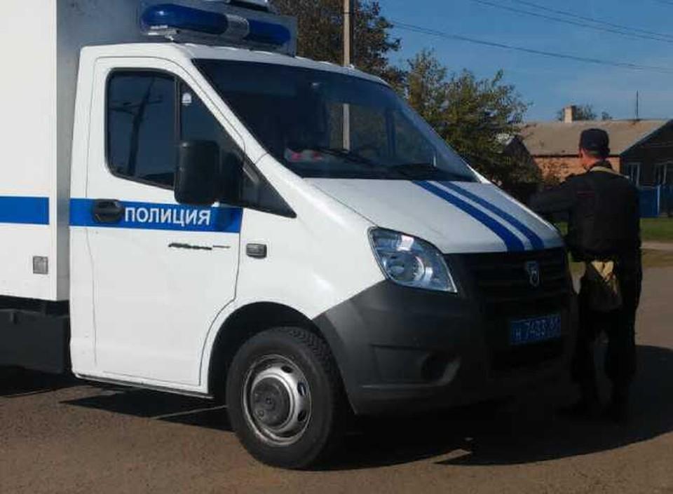 Дом семьи Дакищвили взяли под охрану. ФОТО: Юрий Поздняк