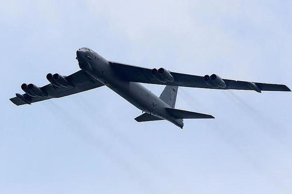 Час полета В-52 стоит $76 тысяч