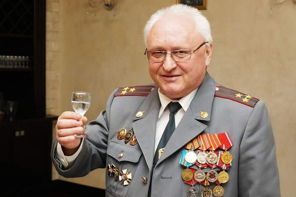 Вячеслав Пименов застрелил любовника жены.