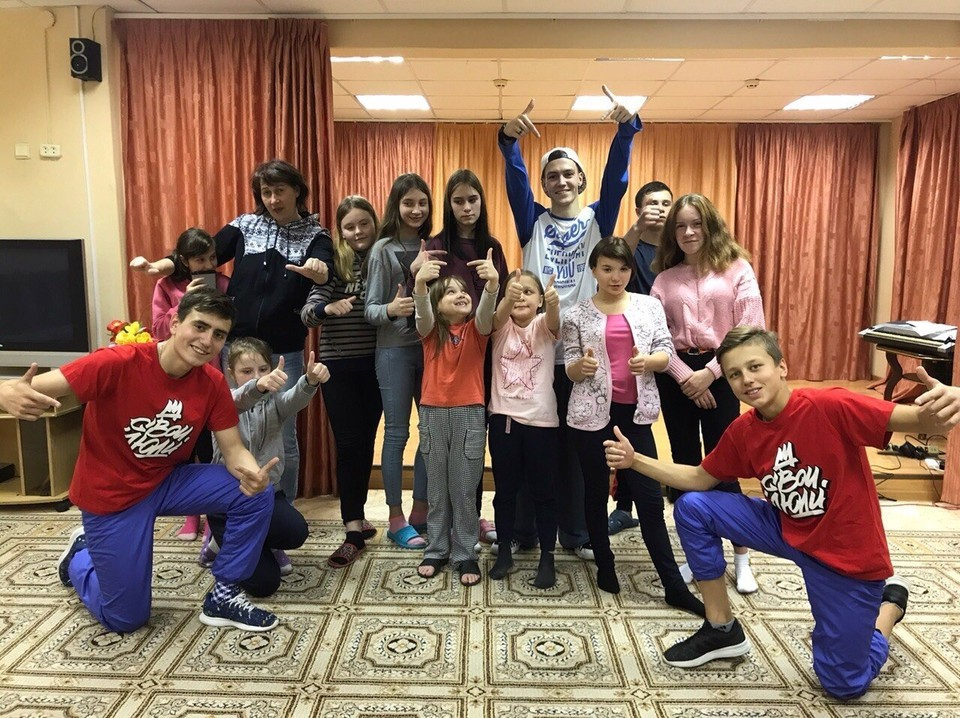 "Фото: Школа танцев ""Свои Люди"""