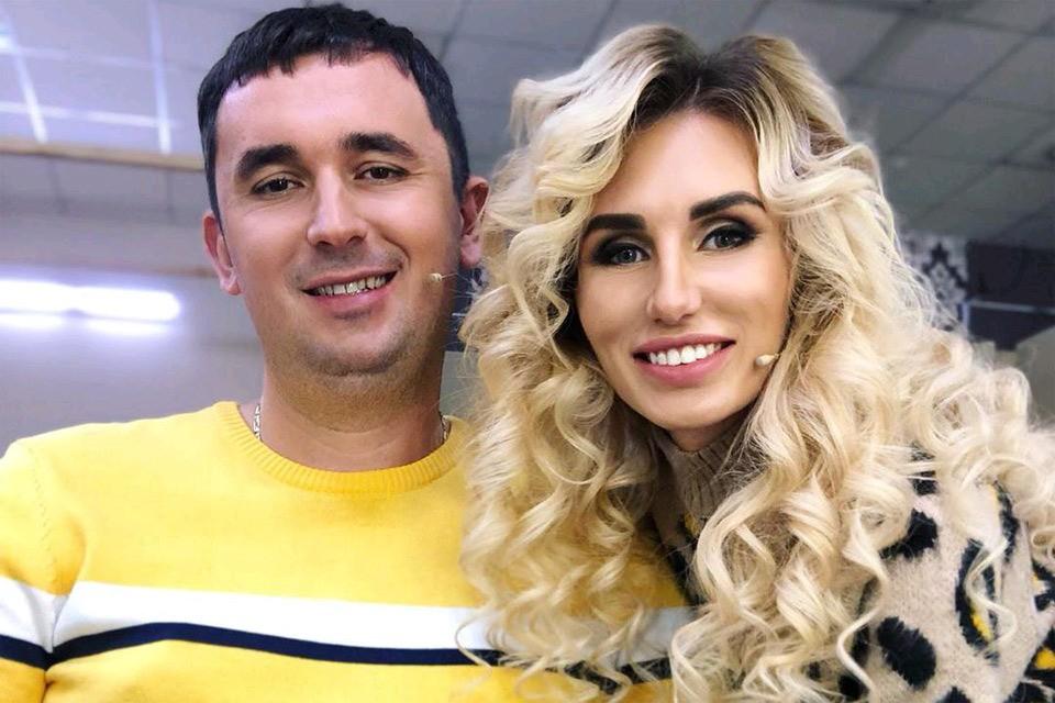 Розалия Райсон и Андрей Шабарин.