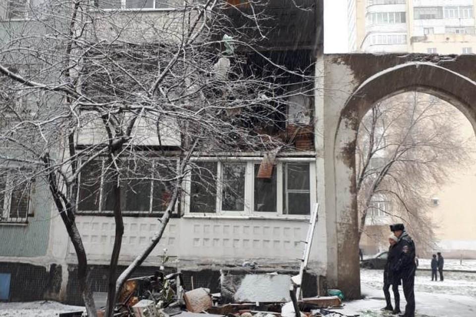 Два человека пострадали при взрыве в Новокузнецке: полиция прокомментировала ЧП