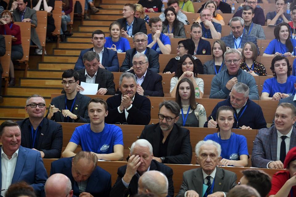 В 2019 году главной площадкой Географического диктанта в России стал МГУ.