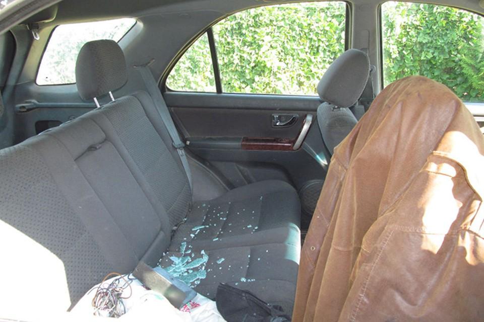 18-летний парень совершил серию краж из автомобилей. Фото: ГКСЭ.