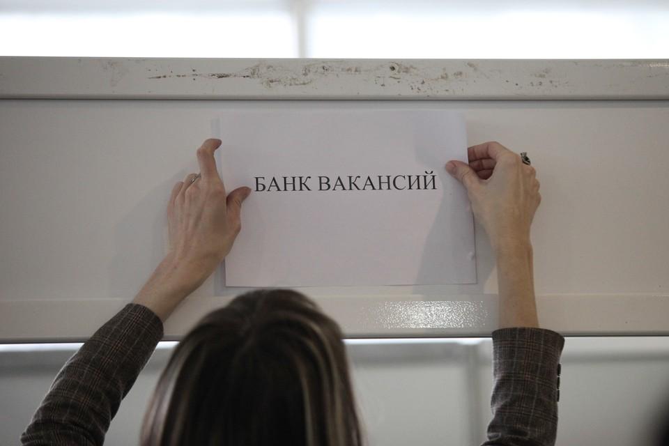 Хабаровчан 22 ноября приглашают на ярмарку вакансий
