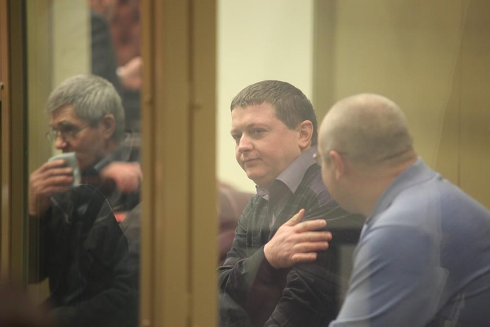 Потерпевший написал заявление в том числе и на Вячеслава Цеповяза