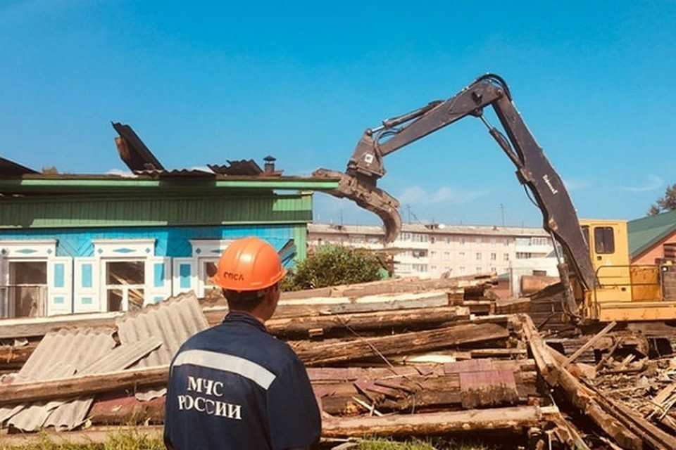 Число погибших во время наводнения в Иркутской области увеличилось до 26 человек