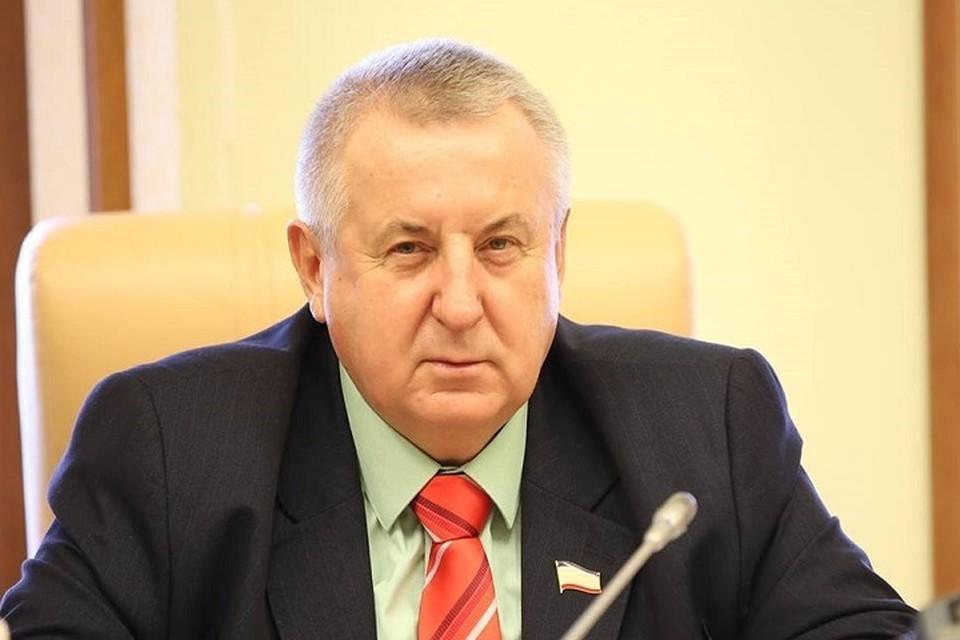 Шувайников подчеркнул несовершенство правовой системы Украины. Фото: Facebook