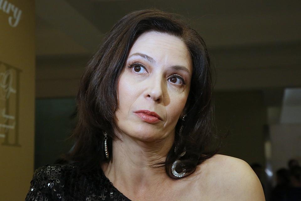 Актриса Вележева: Меня, непьющую, заставляют писать личное письмо Путину