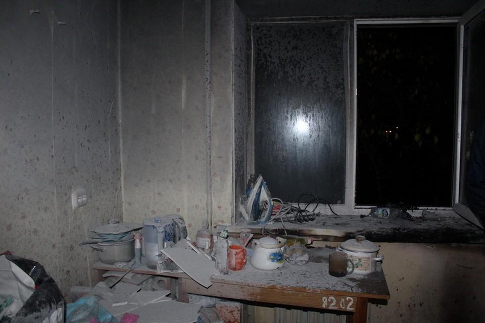 Из общежития в Бресте эвакуировали 90 человек - из них 6 детей. Фото: МЧС