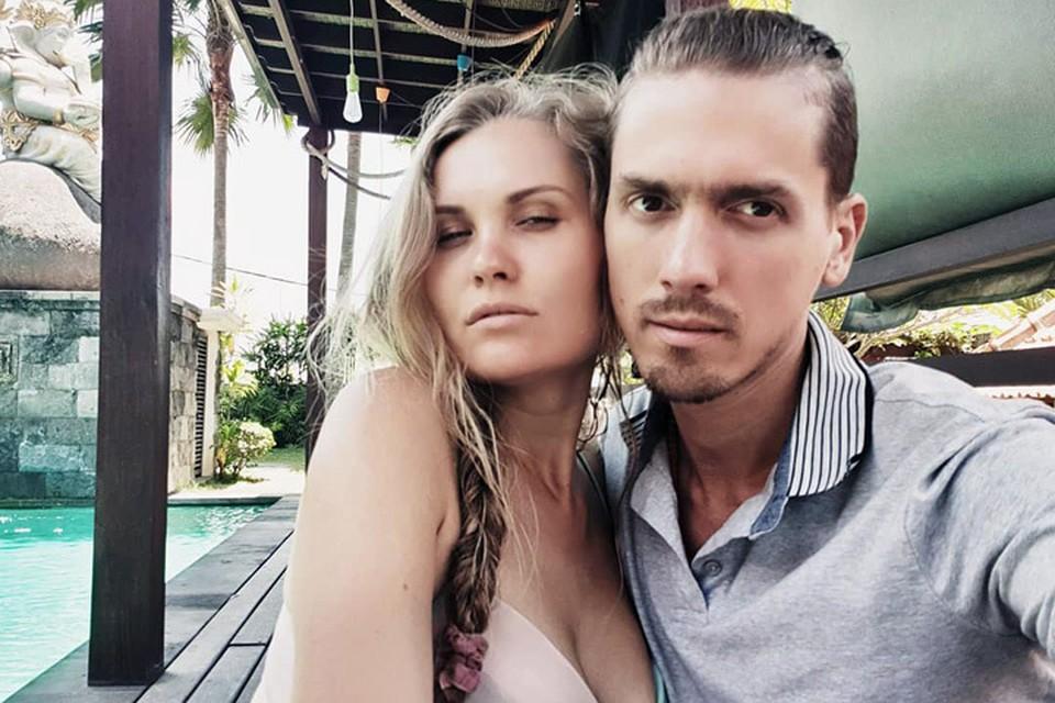 Николай и Ксения уехали за счастьем на Бали. Фото из личного архива героев.
