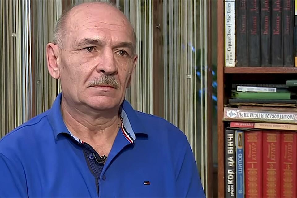 Владимира Цемаха выкрали из собственной квартиры в Снежном