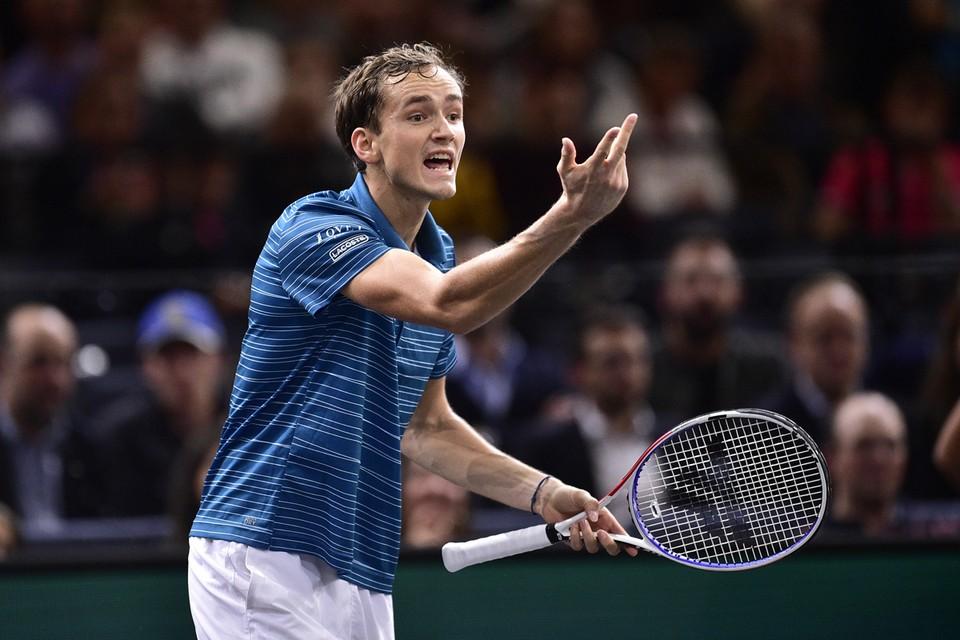 Даниил Медведев отправляется в Лондон в статусе одного из главных фаворитов и разрушителя теннисных легенд.