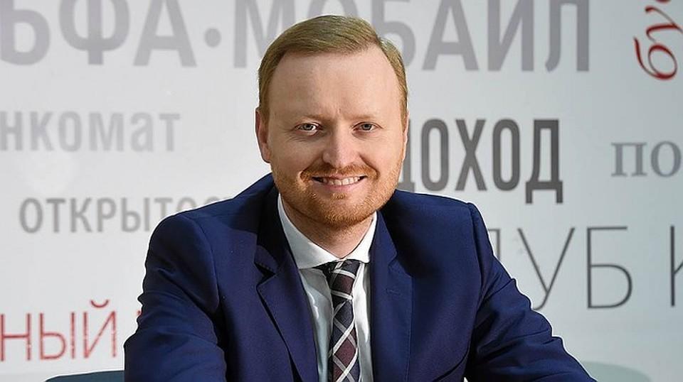 Николай Волосевич, директор по развитию кредитных карт Альфа-банка.