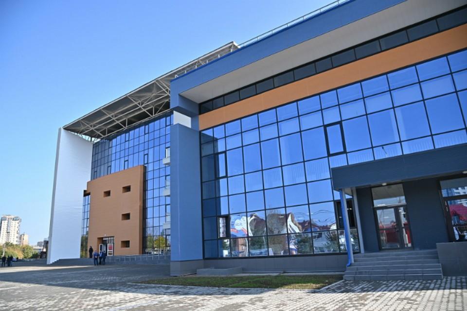 В Хабаровском крае всем миром выберут название для Дворца единоборств ФОТО: Министерство физической культуры и спорта Хабаровского края