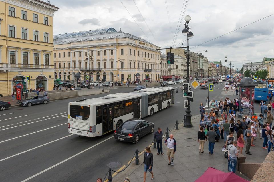 Транспортная реформа начнется в Петербурге с середины лета 2020 года.