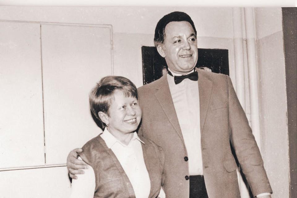 С Иосифом Кобзоном Александра Николаевна дружила много лет и дарила ему свои лучшие композиции. Фото: Личный архиф Иосифа Кобзона
