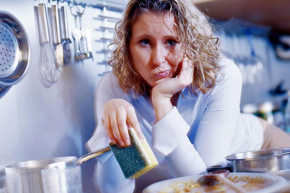 Кухонные губки – настоящий рассадник микробов.