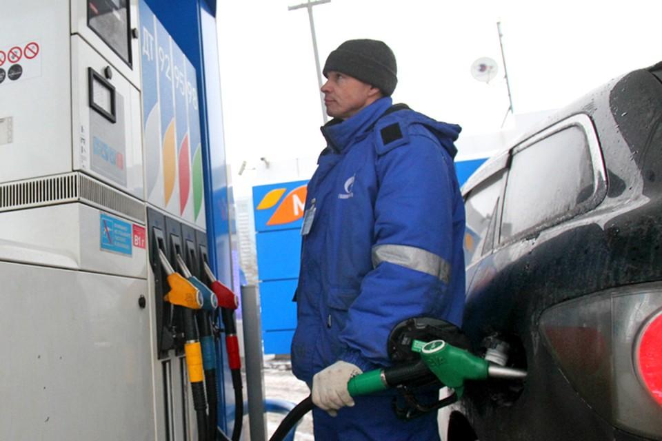 В России резко выросли цены на солярку.