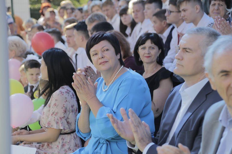 Наталья Гончарова. Фото: Facebook