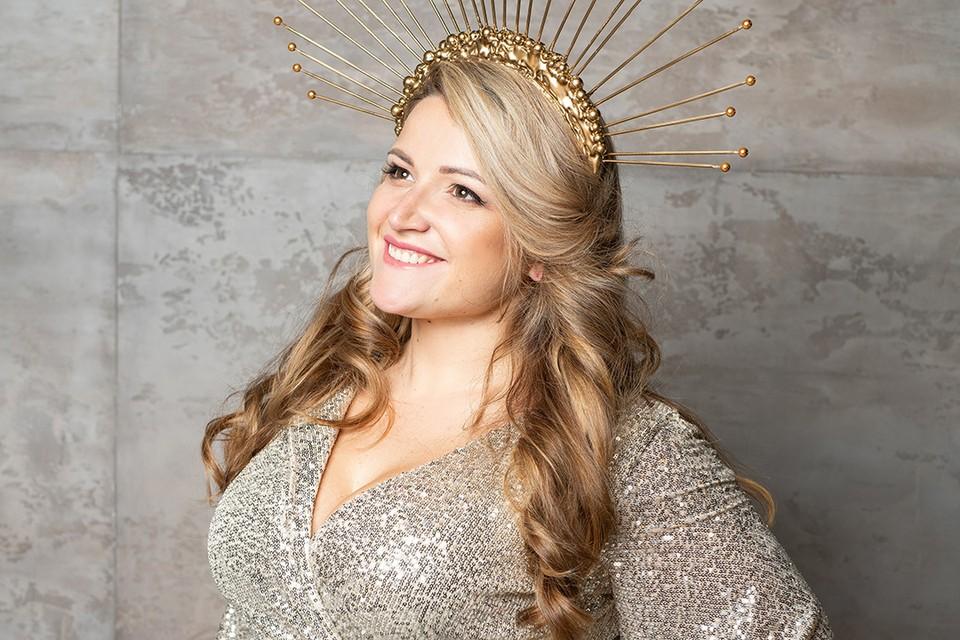 Бизнесвумен из Гомеля Наталья Колесникова стала вице-мисс «Мисс Мира Plus Size». Фото: предоставлено организаторами.