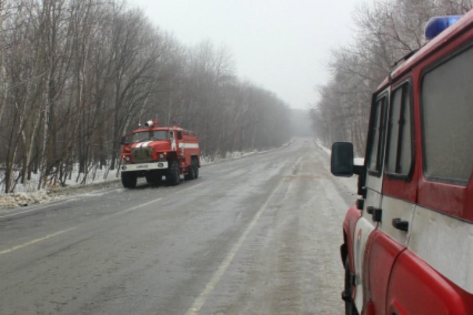 На трассе «Хабаровск-Комсомольск-на-Амуре» открыли движение автобусов